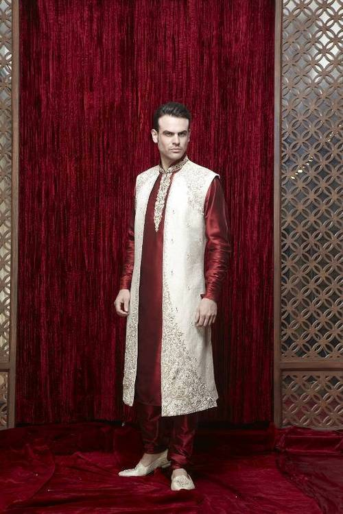 Reception Sherwani
