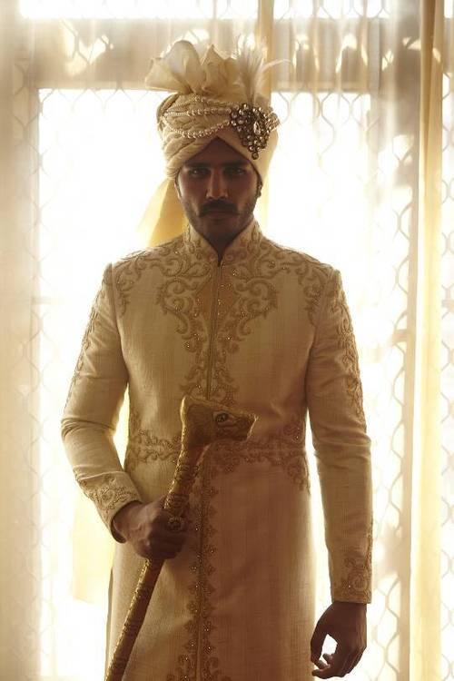 Royal Prince Look Sherwani