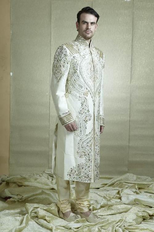 Bride Groom Sherwani