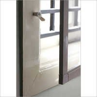 Wooden Finish Aluminium Sliding Window