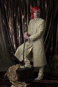 Haute Couture Sherwani