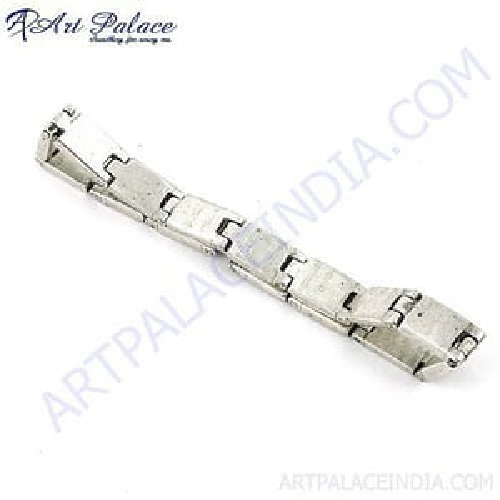 Attractive Design Sterling Silver Bracelet