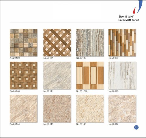 Latest Satin Matt Floor Tiles Latest Satin Matt Floor Tiles