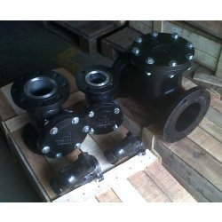 Ball Check Valve PN 10 FLGD Ends