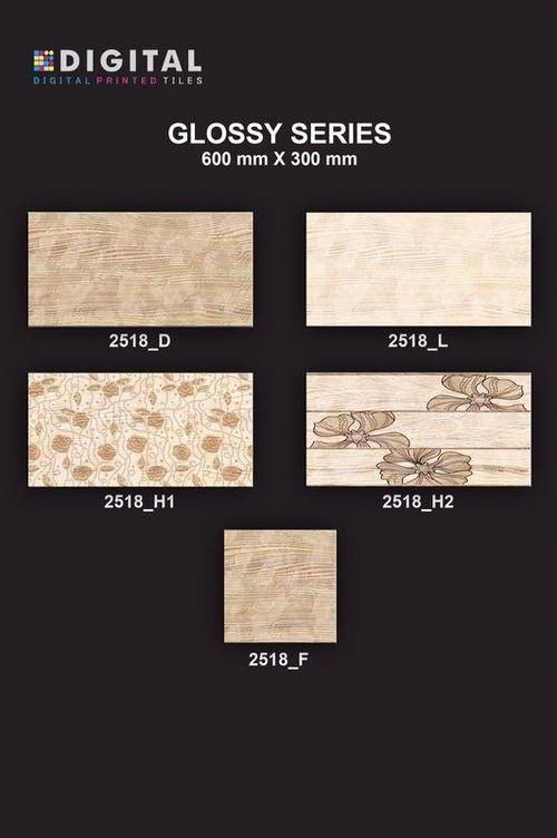 600mmx300mm / Ceramic Digital Wall Tiles