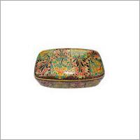 Kashmiri Paper Mache Box