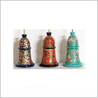 Papier Mache Bells