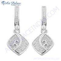 Charming Gemstone 925 Sterling Silver