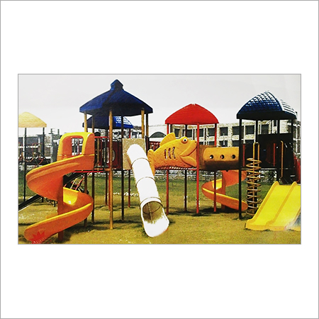 Outdoor Multi Action Play System