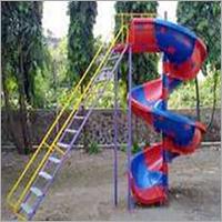 Playground Zigzag Slide