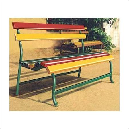 Outdoor CI Garden Benches