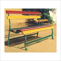 Outdoor CI Garden Benches