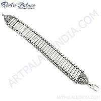 Newest Fashionable Style Silver Bracelet