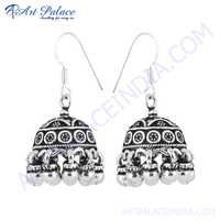 Latest 925 Sterling Silver Earring