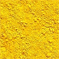 Yellow Iron Oxide Powder