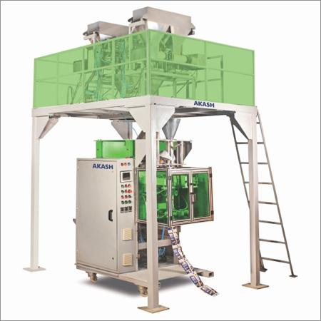 VFFS Powder Filling Machinery