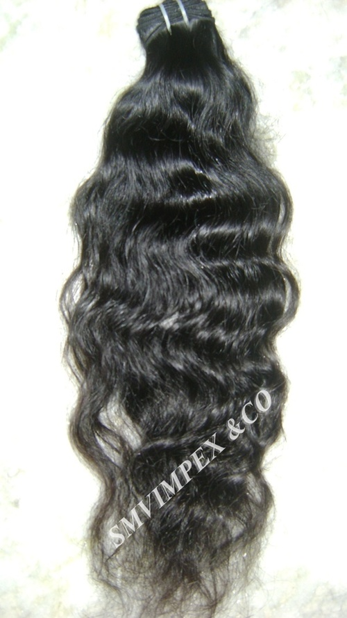 Remy Machine Waft Deep Wave Hair