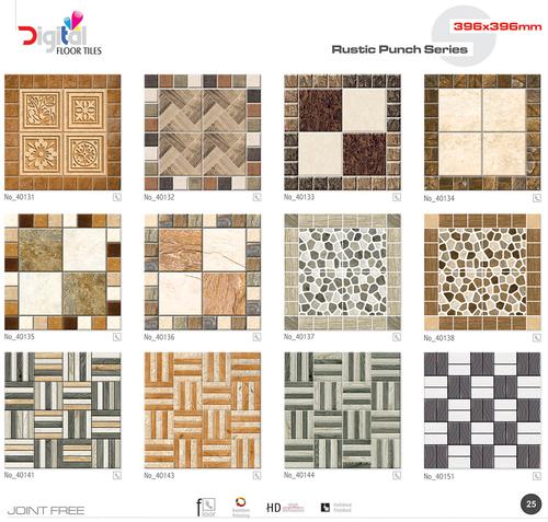 Polished Digital Ceramic Floor Tiles