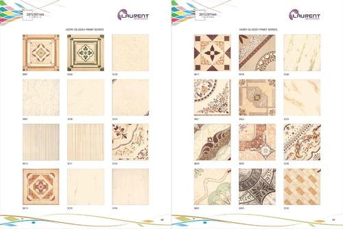 Ceramic Floor Tiles 16x16