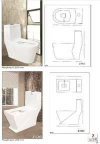 Ceramic Sanitary Ware | Export Quality