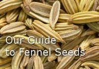 Green Fennel Seed bulb