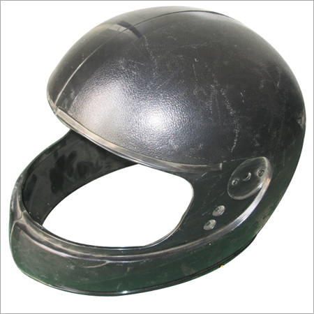 Helmet Texturing