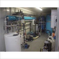 Hard Water Treatment Plant