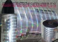 Tube Light Rainbow Holographic Films