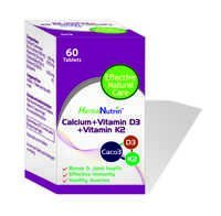 Calcium And Vitamin D3 Tablet