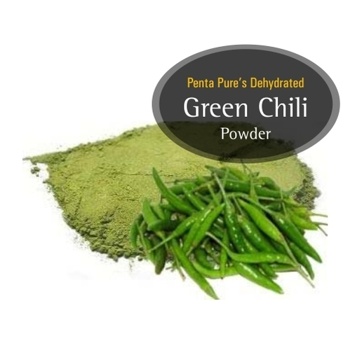 Green Chilly Powder