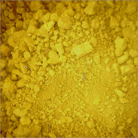 Processed Yellow Ochre