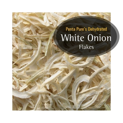 White Onion flakes