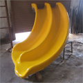 Outdoor FRP Curve Slide