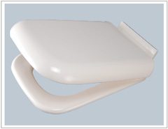 SPFT CLOSE ITALIAN LOOK SUITABLE FOR E.W.C. & WALL HUNG SANITARY WARE