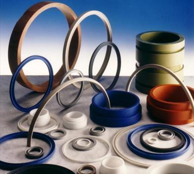 Industrial Cast Nylon Rings