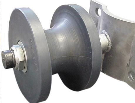Industrial Cast Nylon Wheels
