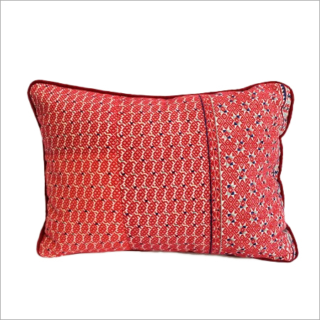 Tibetan Embroidered Pillow