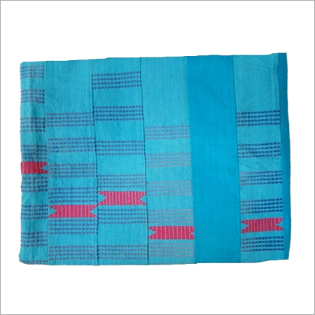 Turquoise Stitched Fabric Mali