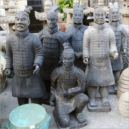 Terracotta Stone Warrior