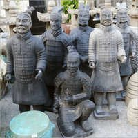 Terracotta Stone Warrior