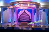 Royal Wedding Six Pillar Mandap