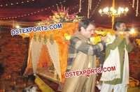 Wedding Decorated Dulhan Palki