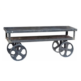 Industrial Trolley Cart Plasma Stand