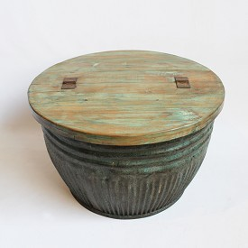 Grain Barrel Coffee Table