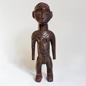 Ngombe Sudan Figure