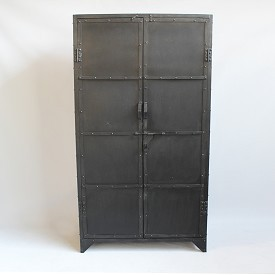 Industrial Armoire