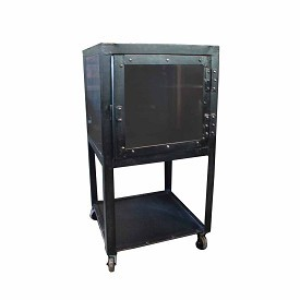 Iron Side Cabinet