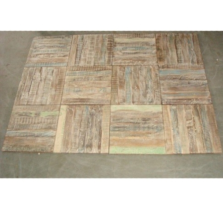 Reclaimed Wood Flooring Tiles
