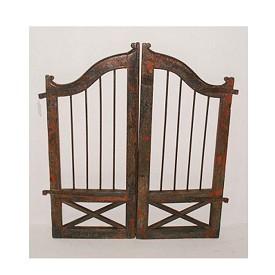 Vintage Wood Garden Gate