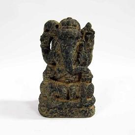 Cast Stone Ganesha
